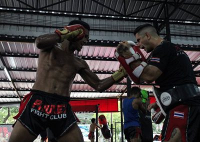 phuket fight club fighters and trainers champions gym 08