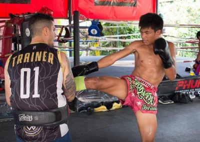 phuket fight club fighters and trainers champions gym 24