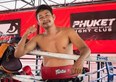 phuket fight club fighters and trainers champions gym 38