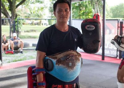phuket fight club fighters and trainers champions gym 40