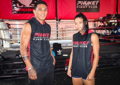 phuket fight club fighters and trainers champions gym 46